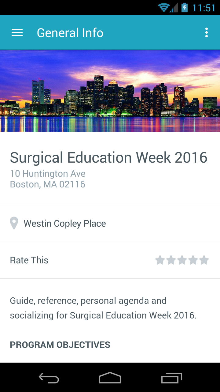education week apps